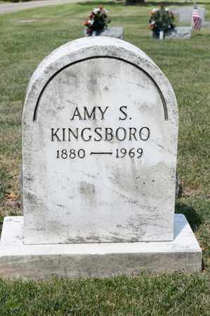KINGSBORO, AMY S - Richland County, Ohio | AMY S KINGSBORO - Ohio Gravestone Photos