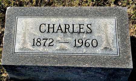 KINGSBORO, CHARLES - Richland County, Ohio | CHARLES KINGSBORO - Ohio Gravestone Photos