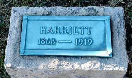 KINGSBORO, HARRIETT - Richland County, Ohio | HARRIETT KINGSBORO - Ohio Gravestone Photos