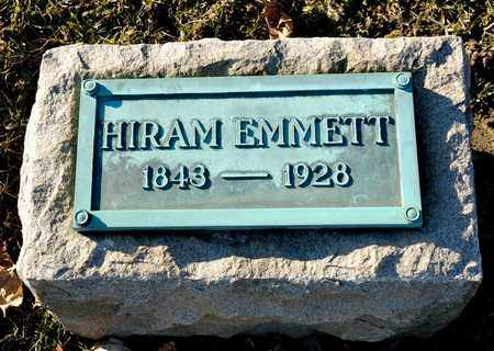 KINGSBORO, HIRAM EMMETT - Richland County, Ohio | HIRAM EMMETT KINGSBORO - Ohio Gravestone Photos