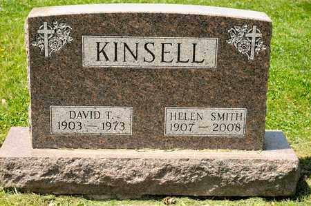 KINSELL, DAVID T - Richland County, Ohio | DAVID T KINSELL - Ohio Gravestone Photos