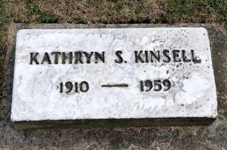 KINSELL, KATHRYN S - Richland County, Ohio | KATHRYN S KINSELL - Ohio Gravestone Photos