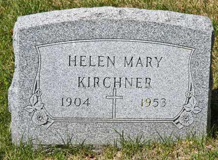KIRCHNER, HELEN MARY - Richland County, Ohio | HELEN MARY KIRCHNER - Ohio Gravestone Photos