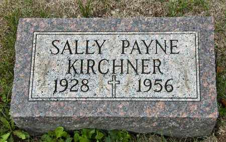 PAYNE KIRCHNER, SALLY - Richland County, Ohio | SALLY PAYNE KIRCHNER - Ohio Gravestone Photos
