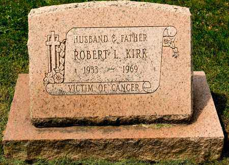 KIRK, ROBERT L - Richland County, Ohio | ROBERT L KIRK - Ohio Gravestone Photos