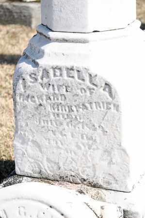 KIRKPATRICK, ISABELLA - Richland County, Ohio | ISABELLA KIRKPATRICK - Ohio Gravestone Photos