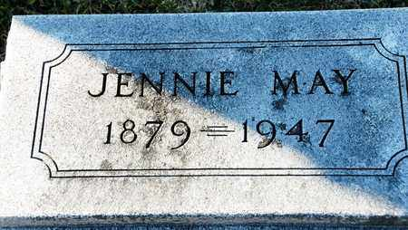 KIRKPATRICK, JENNIE MAY - Richland County, Ohio | JENNIE MAY KIRKPATRICK - Ohio Gravestone Photos