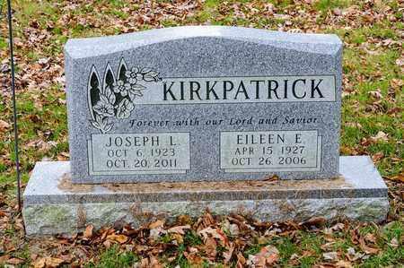KIRKPATRICK, JOSEPH L - Richland County, Ohio | JOSEPH L KIRKPATRICK - Ohio Gravestone Photos