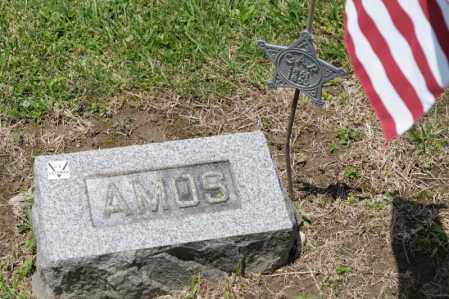 KIRKWOOD, AMOS - Richland County, Ohio | AMOS KIRKWOOD - Ohio Gravestone Photos
