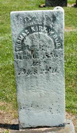 KIRKWOOD, THOMAS - Richland County, Ohio | THOMAS KIRKWOOD - Ohio Gravestone Photos