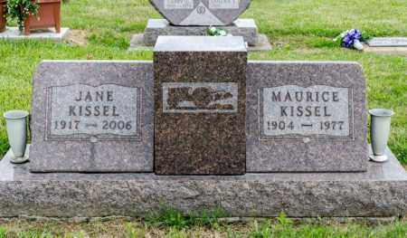 KISSEL, MAURICE - Richland County, Ohio | MAURICE KISSEL - Ohio Gravestone Photos