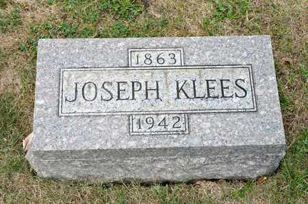 KLEES, JOSEPH - Richland County, Ohio | JOSEPH KLEES - Ohio Gravestone Photos