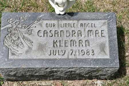 KLEMAN, CASANDRA MAE - Richland County, Ohio | CASANDRA MAE KLEMAN - Ohio Gravestone Photos