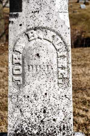 KLINE, JOHN B - Richland County, Ohio | JOHN B KLINE - Ohio Gravestone Photos