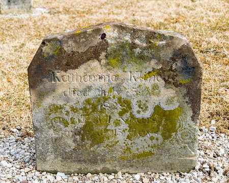 KLINE, KATHERINE - Richland County, Ohio | KATHERINE KLINE - Ohio Gravestone Photos