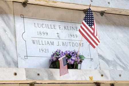 BUTDORF, WILLIAM J - Richland County, Ohio | WILLIAM J BUTDORF - Ohio Gravestone Photos
