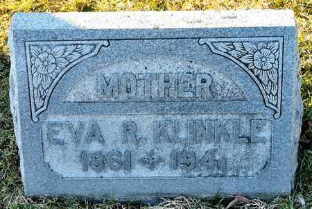 KLINKLE, EVA R - Richland County, Ohio | EVA R KLINKLE - Ohio Gravestone Photos