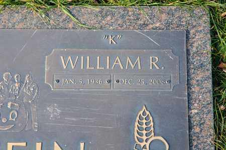 KLOPFENSTEIN, WILLIAM R - Richland County, Ohio | WILLIAM R KLOPFENSTEIN - Ohio Gravestone Photos