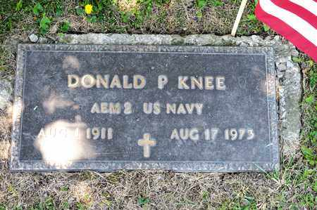 KNEE, DONALD P - Richland County, Ohio | DONALD P KNEE - Ohio Gravestone Photos