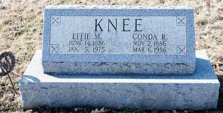 KNEE, EFFIE M - Richland County, Ohio | EFFIE M KNEE - Ohio Gravestone Photos
