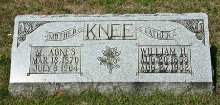 KNEE, WILLIAM H - Richland County, Ohio | WILLIAM H KNEE - Ohio Gravestone Photos