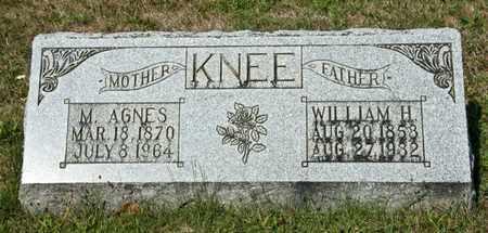 KNEE, WILLIAM H - Richland County, Ohio   WILLIAM H KNEE - Ohio Gravestone Photos