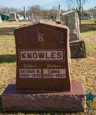 KNOWLES, EMMA - Richland County, Ohio | EMMA KNOWLES - Ohio Gravestone Photos
