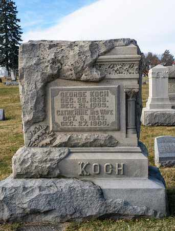 KOCH, GEORGE - Richland County, Ohio | GEORGE KOCH - Ohio Gravestone Photos