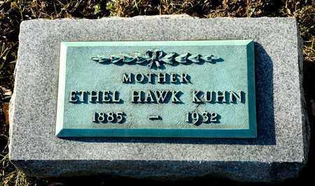 KUHN, ETHEL - Richland County, Ohio | ETHEL KUHN - Ohio Gravestone Photos