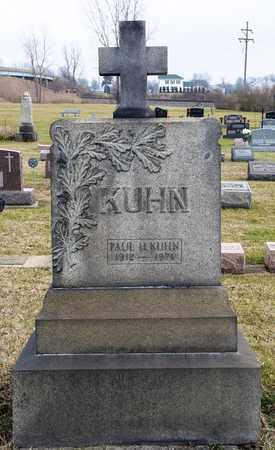 KUHN, JACOB - Richland County, Ohio | JACOB KUHN - Ohio Gravestone Photos