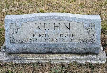 KUHN, JOSEPH - Richland County, Ohio | JOSEPH KUHN - Ohio Gravestone Photos