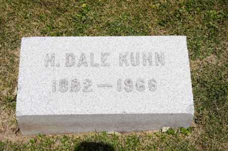 KUHN, H DALE - Richland County, Ohio | H DALE KUHN - Ohio Gravestone Photos