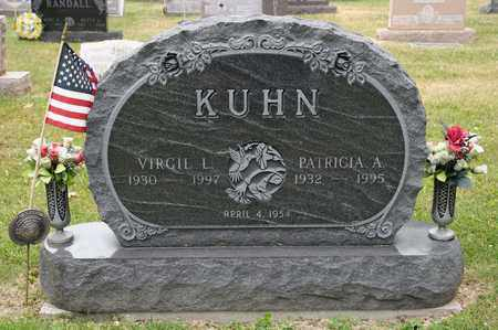KUHN, VIRGIL L - Richland County, Ohio | VIRGIL L KUHN - Ohio Gravestone Photos