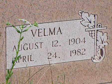 KUHN, VELMA - Richland County, Ohio | VELMA KUHN - Ohio Gravestone Photos