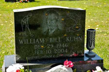 KUHN, WILLIAM - Richland County, Ohio | WILLIAM KUHN - Ohio Gravestone Photos