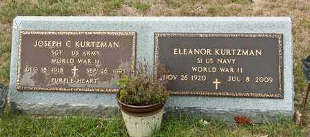 KURTZMAN, ELEANOR - Richland County, Ohio | ELEANOR KURTZMAN - Ohio Gravestone Photos