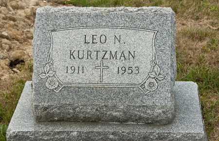 KURTZMAN, LEO N - Richland County, Ohio | LEO N KURTZMAN - Ohio Gravestone Photos