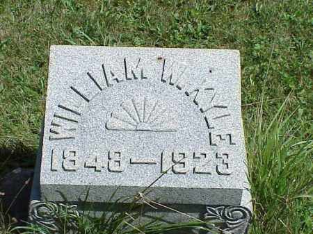 KYLE, WILLIAM W. - Richland County, Ohio | WILLIAM W. KYLE - Ohio Gravestone Photos
