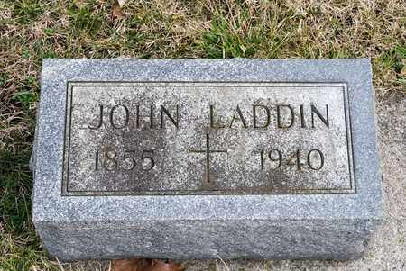 LADDIN, JOHN - Richland County, Ohio | JOHN LADDIN - Ohio Gravestone Photos