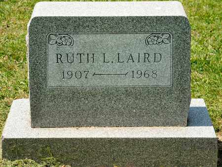 LAIRD, RUTH L - Richland County, Ohio | RUTH L LAIRD - Ohio Gravestone Photos