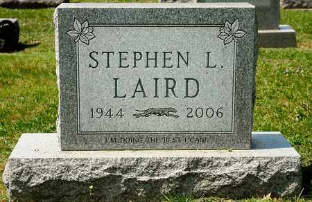 LAIRD, STEPHEN L - Richland County, Ohio | STEPHEN L LAIRD - Ohio Gravestone Photos