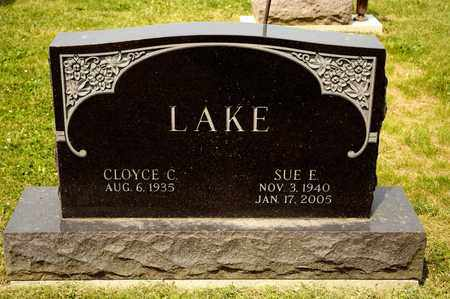LAKE, SUE E - Richland County, Ohio | SUE E LAKE - Ohio Gravestone Photos