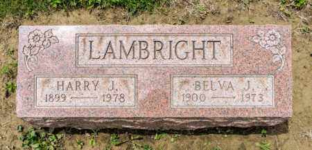 LAMBRIGHT, BELVA J - Richland County, Ohio | BELVA J LAMBRIGHT - Ohio Gravestone Photos