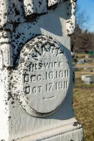 LANDIS, MARY - Richland County, Ohio | MARY LANDIS - Ohio Gravestone Photos
