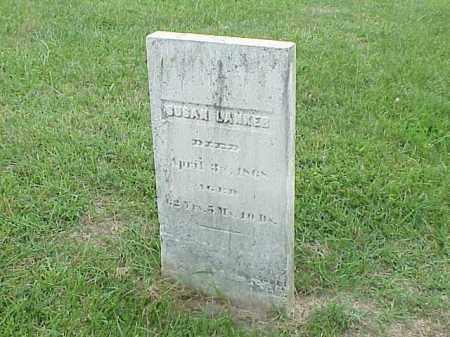 LANKER, SUSAN - Richland County, Ohio | SUSAN LANKER - Ohio Gravestone Photos
