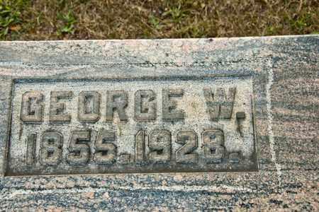 LANTZ, GEORGE W - Richland County, Ohio | GEORGE W LANTZ - Ohio Gravestone Photos