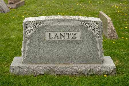 LANTZ, JAMES B - Richland County, Ohio | JAMES B LANTZ - Ohio Gravestone Photos