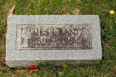 LANTZ, JAMES P - Richland County, Ohio | JAMES P LANTZ - Ohio Gravestone Photos