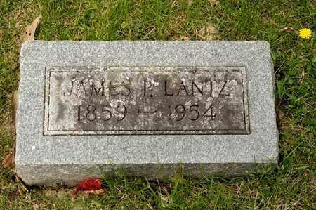 LANTZ, JAMES P - Richland County, Ohio | JAMES P LANTZ - Ohio Gravestone Photos