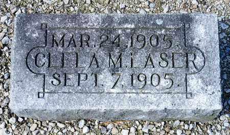 LASER, CLELA M - Richland County, Ohio | CLELA M LASER - Ohio Gravestone Photos